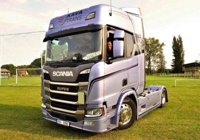 Ohlédnutí za focením #NextGen Scania