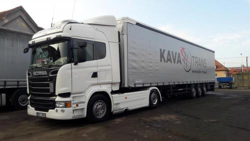 KAVA - TRANS schwarzmuller scania R440 2