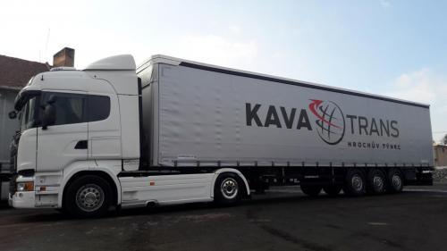 KAVA - TRANS schwarzmuller scania R440 1