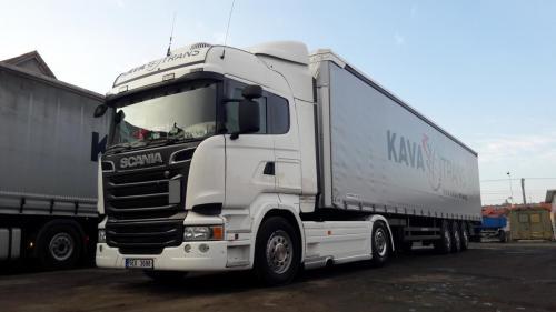 KAVA - TRANS schwarzmuller scania R440 4