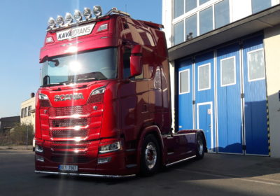 Scania S450 Next Generation