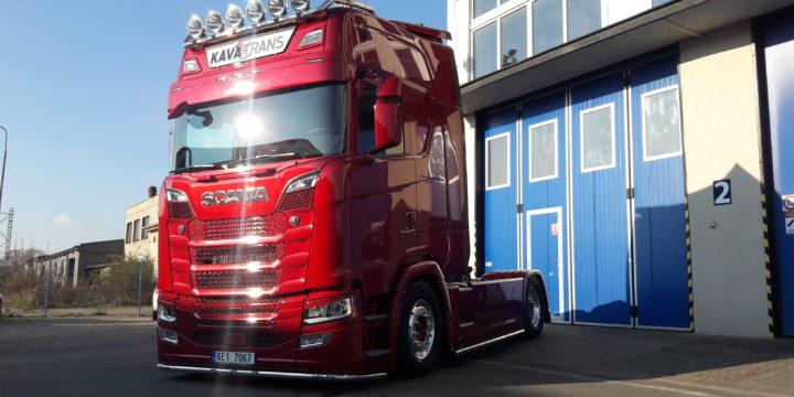 Scania S450 Next Generation